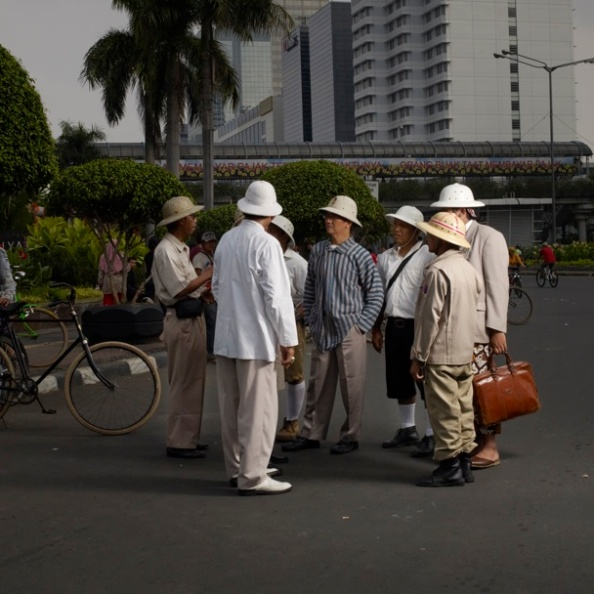 Plaza Indonesia, Jakarta. Foto: Anoek Steketee.