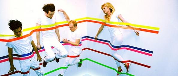 De band XOXO is een van de acts tijdens de No Nonsense avonden in het Van Abbemuseum.