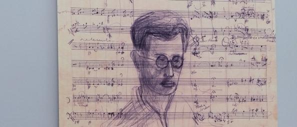 Zelfportret_Dick_Kattenburg_op_partituur