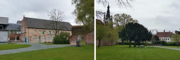 Begijnhofpark, Kortrijk.